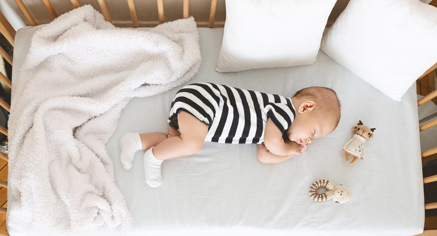 Jaki materac wybrać dla niemowlaka?