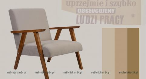 Powrót mebli ispirowanych okresem PRL-u